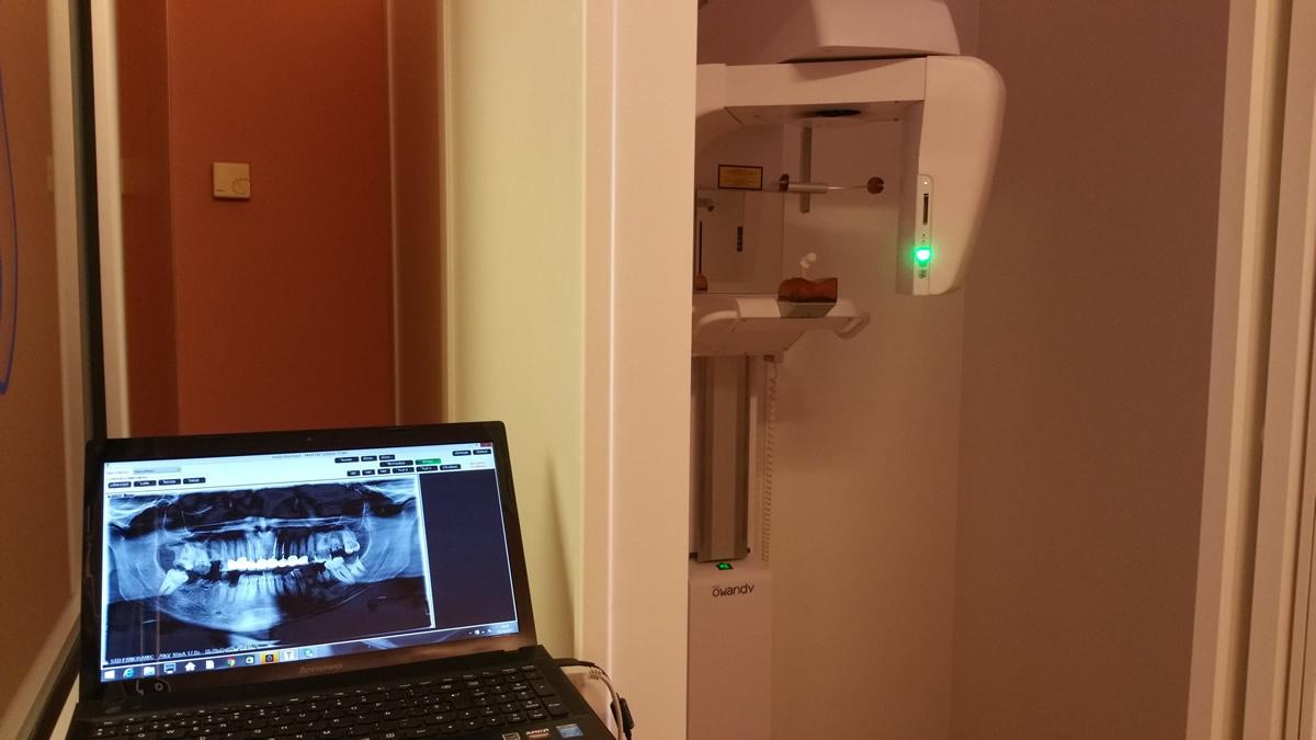 Radiovisiografía
