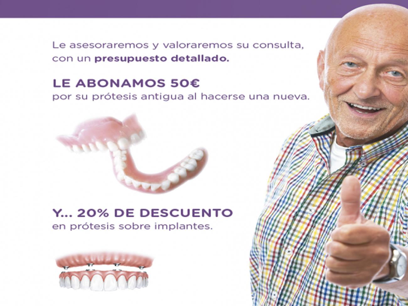 Promoción | Clínica dental Dr. López de Calatayud