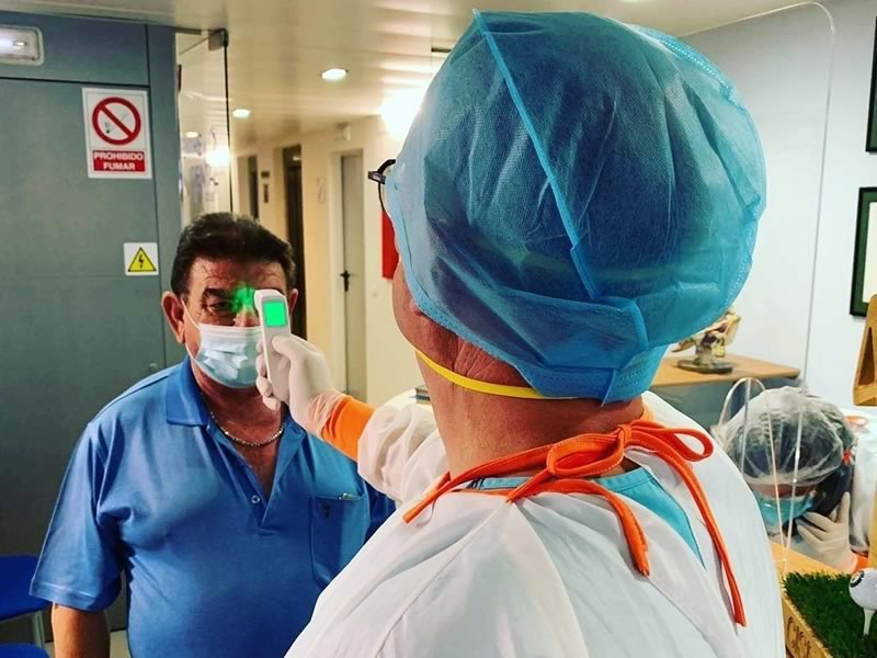 Clínica Dental Dr Manuel López de Calatayud | Medidas de seguidad Anti Covid